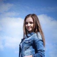 На фоне неба :: Ирина Белоусова