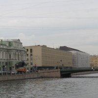 Любимый город :: Yulia Sherstyuk