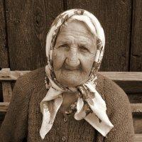 Баба Поля! :: Елизавета Успенская