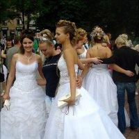 На параде невест :: Нина Корешкова