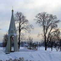 Памятник Народному ополчению 1612г. :: Tata Wolf