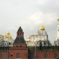 Московский Кремль. :: Елена