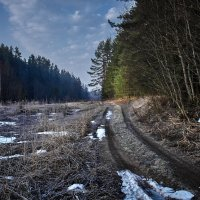 Апрель :: Игорь Иванов