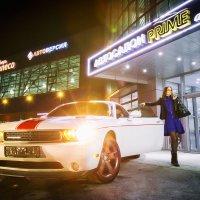 Dodge Challenger :: Алексей Поляков