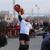 Соревнования на звание -Сильнейший человек Приморья :: Александр Коряковцев