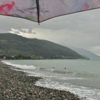 Купаться в дождь, спать просто в небе, не думать о работе, боли, хлебе... :: Ирина Данилова