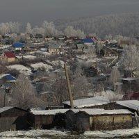 Вот моя деревня :: Юрий Оржеховский