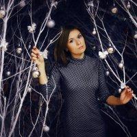 Новогодняя фотосессия :: Oksanka Kraft