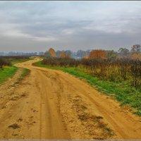 дорога дальняя :: Дмитрий Анцыферов