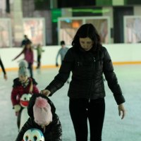 Спортивная семья :: Дмитрий Арсеньев