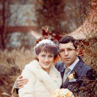 Свадьба :: Анна Forsbakka (Романова)