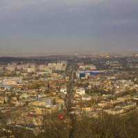 Панорама Львова :: Mishka-D2008 ( Мишкина )