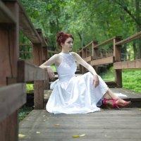 Капризная принцесса :: Динара Клювер