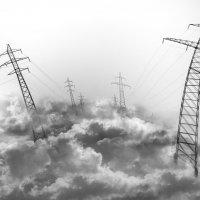 Выше облаков :: Сергей Михайлов