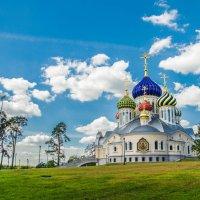 Храм свято́го благове́рного кня́зя И́горя Черни́говского :: Маry ...