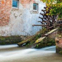 Старая мельница :: Aнатолий Бурденюк