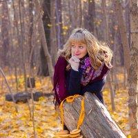 Осенний лес :: Юрий Сыромятников