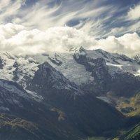 Вид с вершины Мусса-Ачитара :: Андрей Кулаков