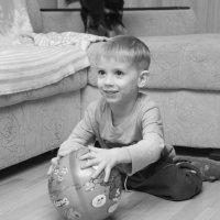 Игра с мячом :: Наталья ***