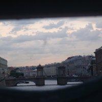 Мост в Петербурге :: ДС 13 Митя