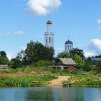 Вспоминая деревню :: Евгений Кривошеев