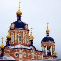 Жадовский мужской монастырь :: Mari - Nika Golubeva -Fotografo