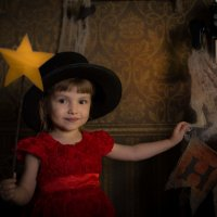 Маленькая фея :: Елена Андреева