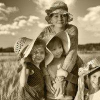 Какая радость быть всем вместе! :: Ирина Данилова