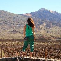 Вулкан Тейде и его невероятные пейзажи! :: Наташа Шамаева