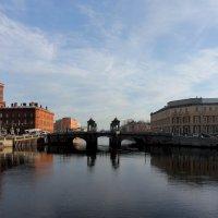 У Старо-Калинкина моста :: Вера Моисеева