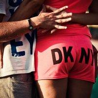 DKNY :: Мой знакомый фотограф Victor Masnev + Elena Masneva