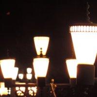 Огни ночного Хабаровска :: Ася Довгополая