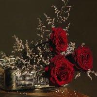 Розы :: Елена Чаусова