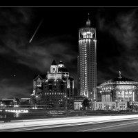 Moscow at night. :: Александр Назаров