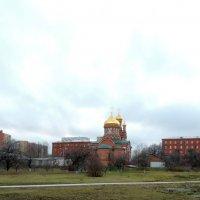 Ново-Алексеевский женский монастырь. :: Александр Качалин