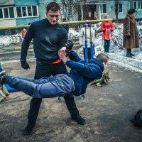 И холод не помеха :: Даниил Матвеев