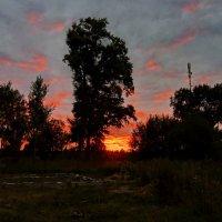 Вечер в Филисове :: Валерий Талашов