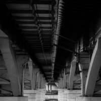 Под мостом. :: Максим Neformalov