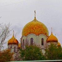 Храм святителя Спиридона Тримифунтского :: Александр Корчемный
