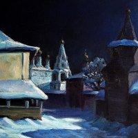 Переяславль-Рязанский.XV|| Век. :: Лесо-Вед (Баранов)
