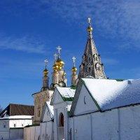 Рязань.Кремль.Спасский монастырь.XV|| век. :: Лесо-Вед (Баранов)