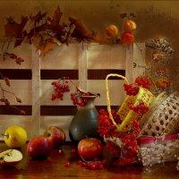 Осенний каламбур :: Юлия Эйснер