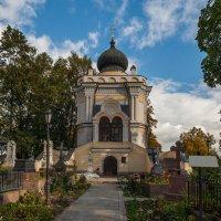 Церковь Святителя Николая Чудотворца :: Владимир Лисаев