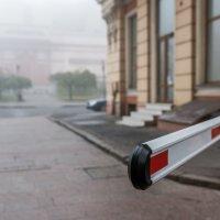 Легкий туман :: Сергей Волков