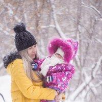 Зима :: Вера Арасланова