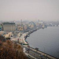 Правый берег. :: Сергей Офицер