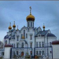 Храм святой троицы :: Юлия