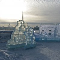 Ледяной дом :: максим лыков