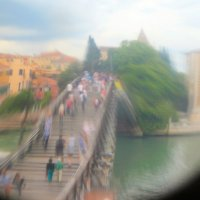 Мост Академии в Венеции. :: Михаил Лесин