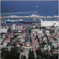 Бахайские сады2«Израиль, всё о религии...» :: Shmual Hava Retro